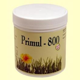 800 Perlas de Aceite de Onagra de 1ª presión en Frío con un 10% de GLA