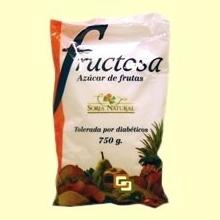 Fructosa - 750 gramos - Soria Natural