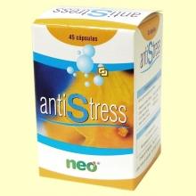Antistress - Sistema Nervioso - 45 cápsulas - Neo