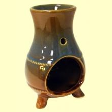 Quemador una pieza de cerámica para aceites esenciales - Signes Grimalt