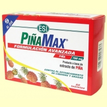 Piña Max - Líquidos y Grasas - 60 tabletas - Laboratorios ESI