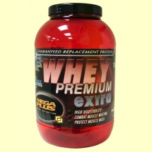 Protein Whey Premium Extra Chocolate - 1 Kg - Mega Plus