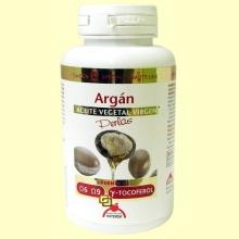 Aceite Vegetal Vírgen de Argán - 80 perlas - Intersa