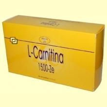 L-Carnitina 1500 Ze - 30 ampollas - Zeus Suplementos