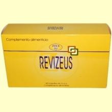 Revizeus - Tónico Energético - 30 ampollas - Zeus Suplementos