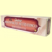 Pasta dentífrica de Esencia de Clavo - 100 ml - Dabur