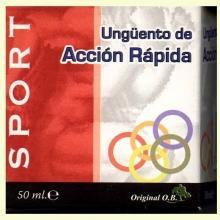 Ungüento de acción rápida - Original Oobediet - 50 ml