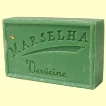 Pastilla Jabón Natural Verveine - 125 gramos - Marselha