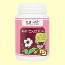 Antioxid Plus - Antioxidante - 60 cápsulas - Klepsanic