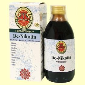 De-Nikotin