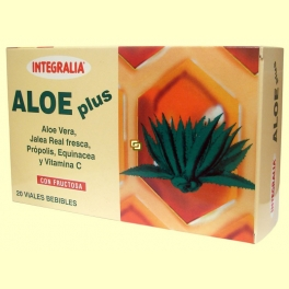 Aloe Plus - 20 viales bebibles - Integralia