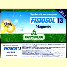 Fisiosol 12 Fósforo de Specchiasol