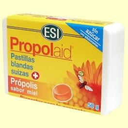 Propolaid Caramelos Sabor Miel - 50 gramos - Laboratorios ESI
