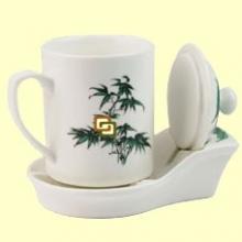 Taza OX Tea Steeper - 400 ml - 100% Natural