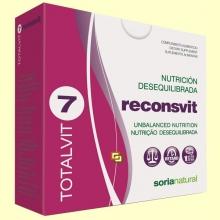 Reconsvit Totalvit 7 - 28 comprimidos - Soria Natural