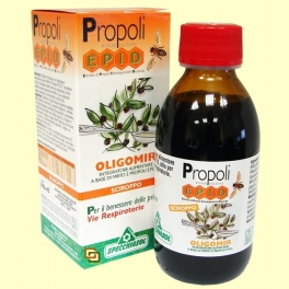 Oligomir - Vías Respiratorias - 170 ml - Specchiasol