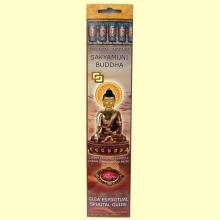 Incienso - Sakyamundi Buddha - 16 barras - Flaires