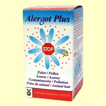 Alergot Plus - 30 ml - Laboratorios Tegor