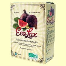 EcoLax - Regulador intestinal - Sabinco - 12 cubos