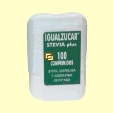 Stevia Plus - 100 comprimidos - Igualzucar