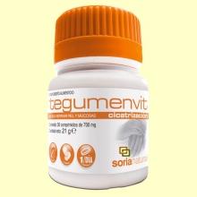 Tegumenvit - 30 comprimidos - Soria Natural