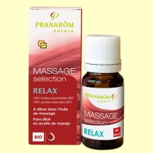 Relax - Masaje Selección - 10 ml - Pranarom