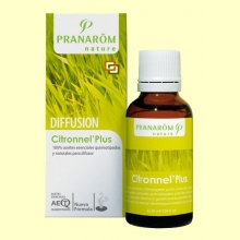 Citronnel Plus - Diffusion - 30 ml - Pranarom
