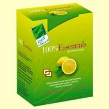 100% Essentials - 100% Natural - 60 comprimidos