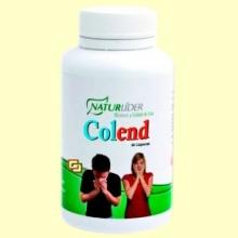 Colend - Resfriados - 60 cápsulas - Naturlider