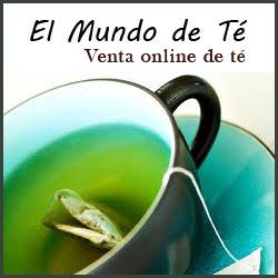 Venta online de té