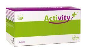 Activity + Masterdiet