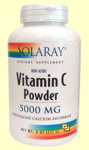 Vitamina C Solaray