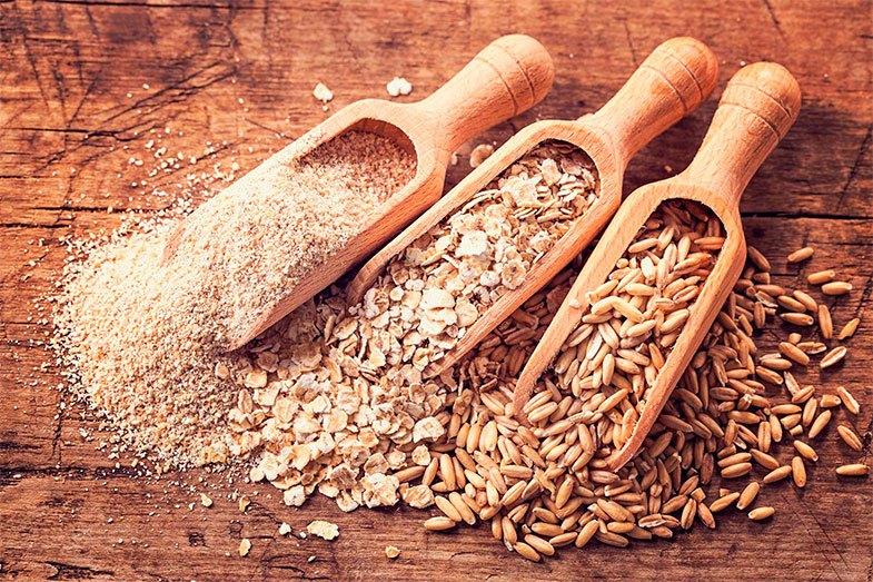 salvado de cereales