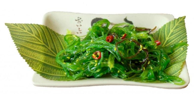 Consumir algas