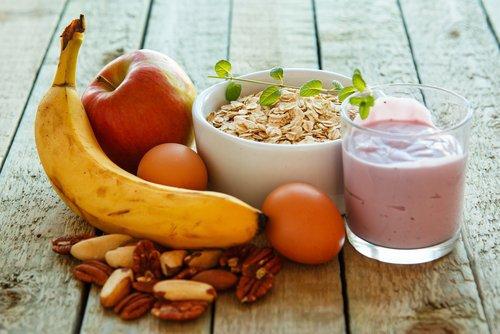 Alimentos con energía