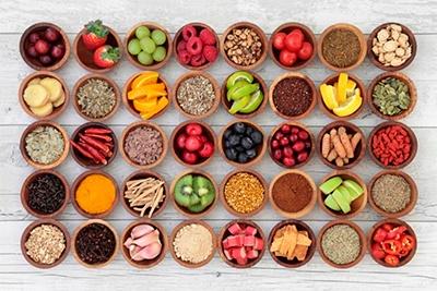 Clases de alimentos antioxidantes naturales
