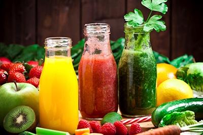 Batidos de frutas y verduras que ayudan a depurar el cuerpo