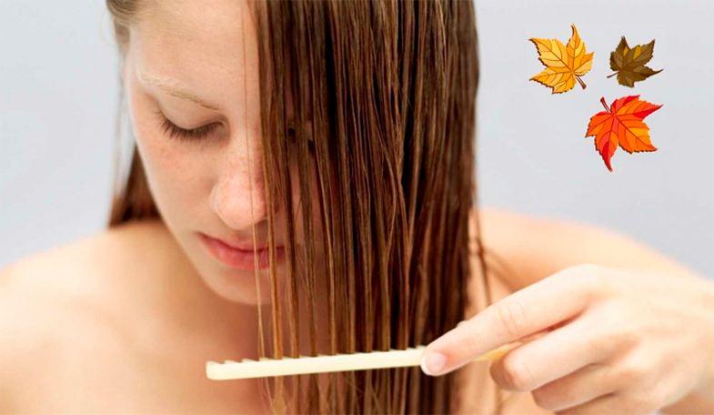 consejos para la caída del cabello en otoño