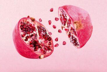 alimentos antienvejecimiento la granada fruta