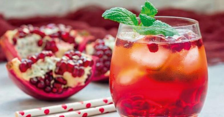 la granada antioxidante saludable antienvejecimiento
