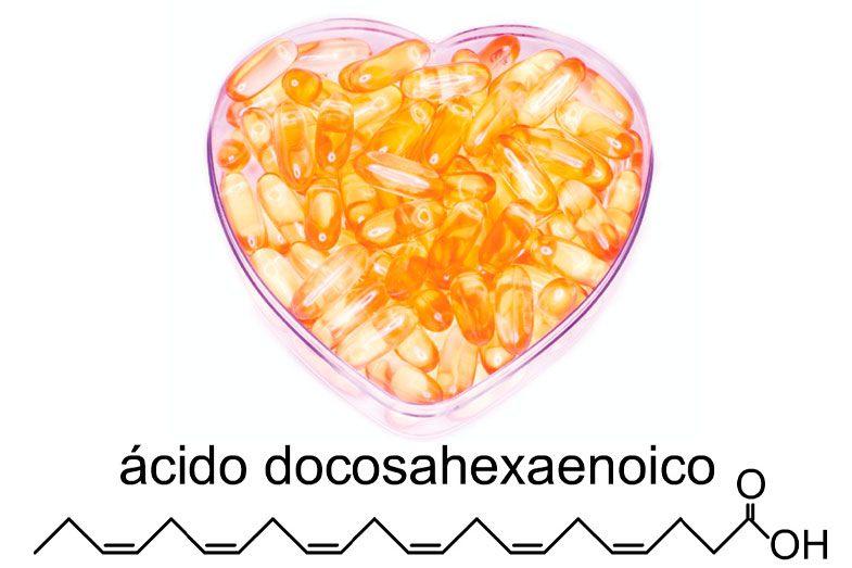 DHA ácido docosahexaenoico