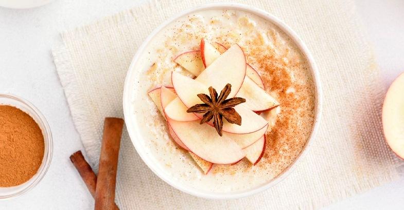 canela-desayunoa-quinoa-manzana-y-canela