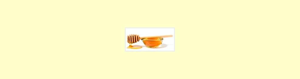 Polen de abejas y Miel