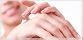 Cosmética para las manos